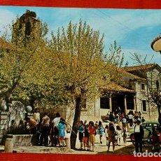 Postais: LOS MOLINOS (MADRID) FUENTE DEL LEÓN - ED. VISTABELLA - POSTAL CIRCULADA - (AÑOS 60). Lote 119143003