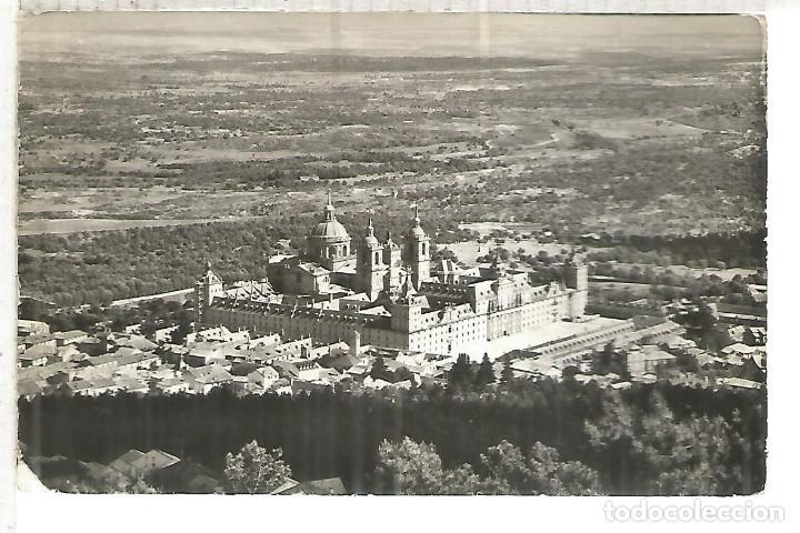MADRID ESCORIAL ESCRITA (Postales - España - Comunidad de Madrid Antigua (hasta 1939))