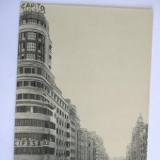 Postales: POSTAL MADRID - AVENIDA JOSE ANTONIO VISTA PARCIAL - MADRID 8 - SIN CIRCULAR. Lote 119902539