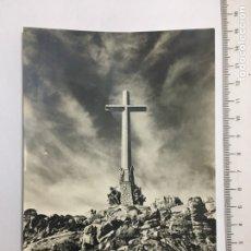 Postales - POSTAL. CUELGAMUROS. MADRID. MONUMENTO NAC. DEL VALLE DE LOS CAÍDOS. FOTO J. CEBOLLERO. H. 1960? - 119946382