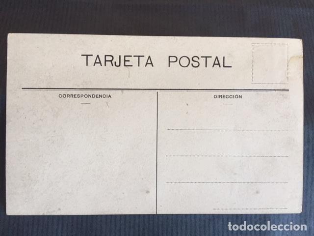 Postales: Postal sin circular del Madrid 1907 - Foto 2 - 120296979