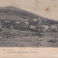 Postales: MIRAFLORES DE LA SIERRA (MADRID) - LA COLONIA. Lote 120770583