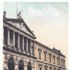 Postales: POSTAL MADRID BIBLIOTECA NACIONAL . Lote 121014127