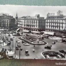 Postales: POSTAL MADRID PUERTA DEL SOL. Lote 121492119