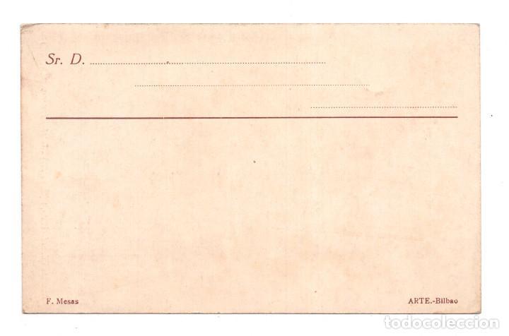 Postales: MADRID.-AVENIDA EDUARDO DATO (GRAN VÍA).-HOTEL NUEVA YORK - Foto 2 - 121540035