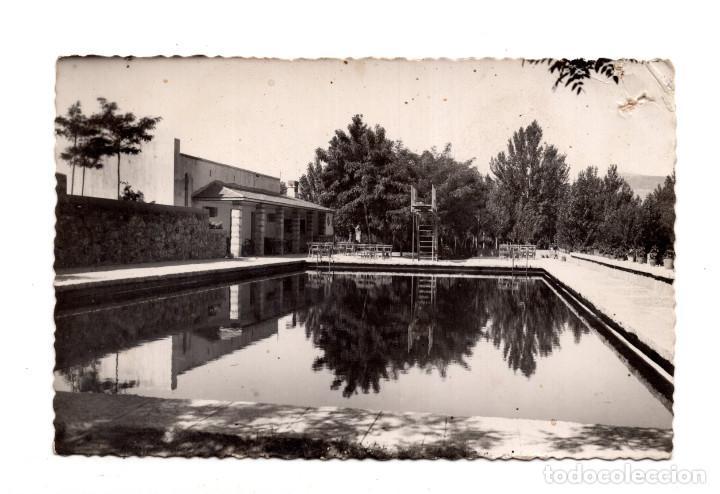 LOS MOLINOS.- PISCINA. EDICIONES ARRIBAS (Postales - España - Comunidad de Madrid Antigua (hasta 1939))