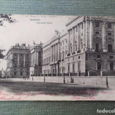 Postales: POSTAL MADRID PALACIO REAL. Lote 122473435