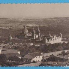 Postkarten - 3. SAN LORENZO DEL ESCORIAL. VISTA GENERAL DEL MONASTERIO. DOROTEA BRAVO. GARCÍA GARRABELLA. 1949 - 122781863