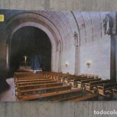 Postales: POSTAL VALLE DE LOS CAIDOS, CRIPTA, BASILICA. Lote 122873235