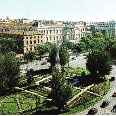 Postales: MADRID MONUMENTO A CRISTOBAL COLON DOMINGUEZ Nº 115 ESCRITA NO CIRCULADA - AÑOS 50 - 60. Lote 122980887