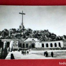 Postales: POSTAL DE SANTA CRUZ DEL VALLE DE LOS CAÍDOS ( MADRID). Lote 123283151
