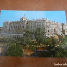 Postales: POSTAL MADRID, PALACIO REAL. Lote 123469059