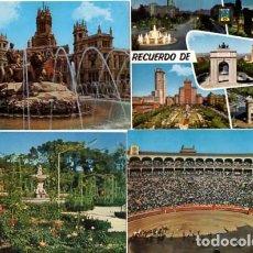 Postales: LOTE DE 59 POSTALES DE MADRID - CIRCULADAS Y SIN CIRCULAR - VER FOTOS ADJUNTAS . Lote 124013231