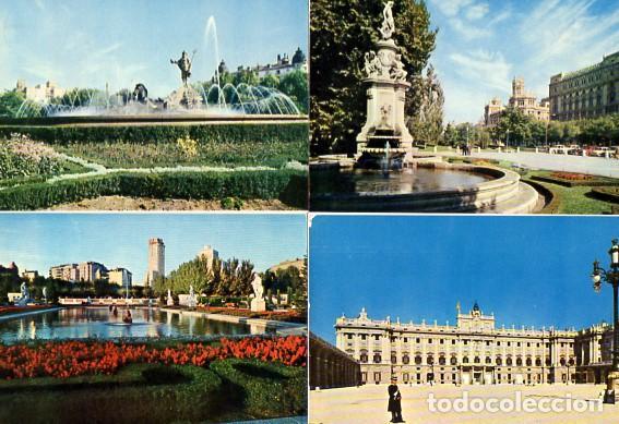 Postales: LOTE DE 59 POSTALES DE MADRID - CIRCULADAS Y SIN CIRCULAR - VER FOTOS ADJUNTAS - Foto 2 - 124013231