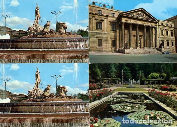 Postales: LOTE DE 59 POSTALES DE MADRID - CIRCULADAS Y SIN CIRCULAR - VER FOTOS ADJUNTAS - Foto 4 - 124013231