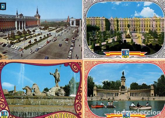 Postales: LOTE DE 59 POSTALES DE MADRID - CIRCULADAS Y SIN CIRCULAR - VER FOTOS ADJUNTAS - Foto 11 - 124013231