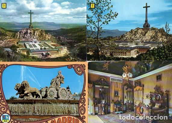 Postales: LOTE DE 59 POSTALES DE MADRID - CIRCULADAS Y SIN CIRCULAR - VER FOTOS ADJUNTAS - Foto 12 - 124013231