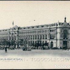 Postales: POSTAL MADRID BANCO DE ESPAÑA . LAURENT 8 . CA AÑO 1900. Lote 124543039