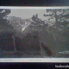 Postales: PUERTO COTOS SIERRA GUADARRAMA ED LOTY SIN CIRCULAR . Lote 125105203