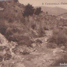 Postales: CERCEDILLA (MADRID) - PAISAJE. Lote 125182067