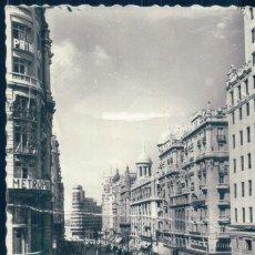 Cartes Postales: POSTAL MADRID 3 - AVDA DE JOSE ANTONIO - VISTA PARCIAL - GARRABELLA - CIRCULADA. Lote 125881731