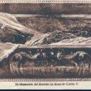 Postales: POSTAL MONASTERIO DEL ESCORIAL 18 - LA MOMIA DE CARLOS V - ROISIN. Lote 125887783