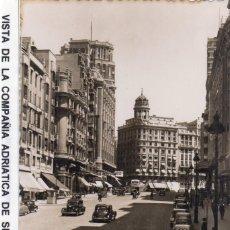 Postales: MADRID.- COMPAÑÍA ADRIÁTICA, SIN CIRCULAR. FTO. F.MOLINA, JMOLINA1946. Lote 125993911