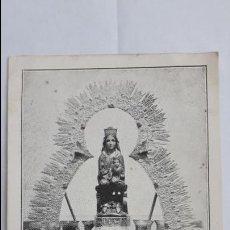 Postales: COLMENAR VIEJO. POSTAL DE NUESTRA SEÑORA DE LOS REMEDIOS.. Lote 174016897