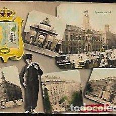 Postales: POSTAL * MADRID , VISTAS *. Lote 126491347