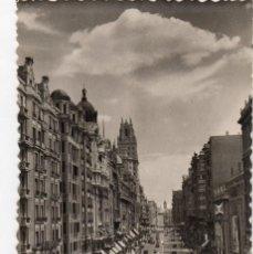 Postales: MADRID.- AV/ GRAN VIÁ,Cª, TELEFÓNICA,SIN CIRCULAR. FTO F.MOLINA.JMOLINA1946. Lote 126629011