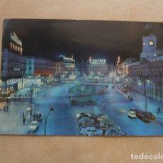 Postales: POSTAL MADRID, PUERTA DEL SOL. Lote 128018747