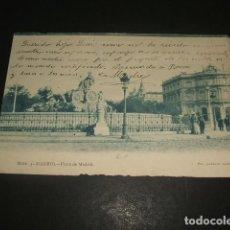 Postales: MADRID PLAZA DE MADRID. Lote 128312631