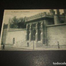 Postales: MADRID LA ALMUDENA. Lote 128504847