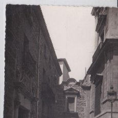 Postales: POSTAL DE MADRID - PLAZA DE LA VILLA. Lote 128520543