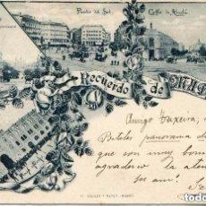 Postales: RECUERDO DE MADRID-HAUSER Nº 19- RARA. Lote 128592179
