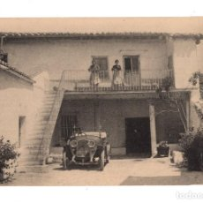 Postales: COLMENAR VIEJO.- FOMENTO DE OBRAS Y CONSTRUCCIONES. CANTERAS . VISTA DE LA CASA OFICINAS. Lote 128661875