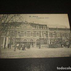 Postales: MADRID ESTACION DEL NORTE. Lote 128726071