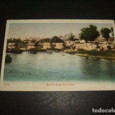 Postales: MADRID DESDE SAN ISIDRO. Lote 128730487