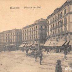 Postales: MADRID.-. PUERTA DEL SOL. Lote 128870859