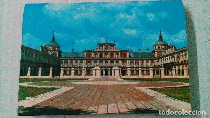 12 POSTALES DEL PALACIO DE ARANJUEZ DEL AÑO 1974 (Postales - España - Madrid Moderna (desde 1940))
