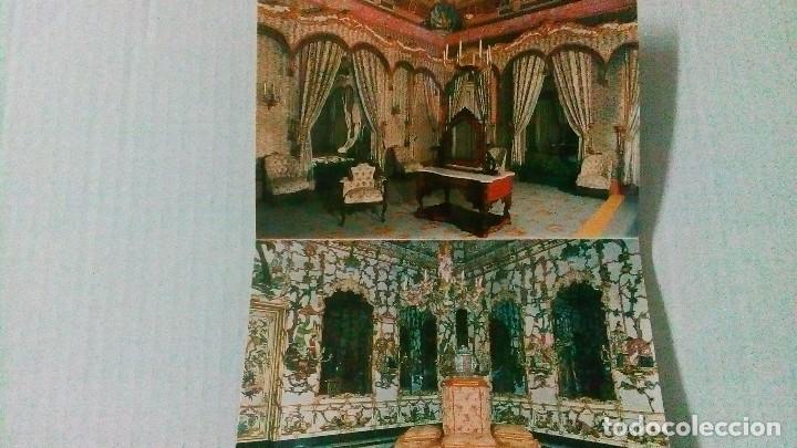 Postales: 12 postales del palacio de Aranjuez del año 1974 - Foto 2 - 128940059