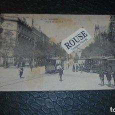Postales: Nº 11 - MADRID CALLE ALCALA - EDC. TG. MADRID - 14X9 CM. . Lote 129018219