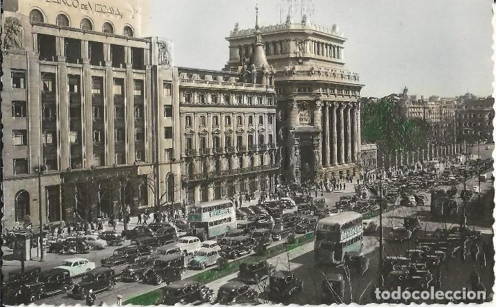 Postales: LOTE 7 POSTALES ANTIGUAS - MADRID- CIRCULADAS - ESPAÑA - - Foto 4 - 129308507