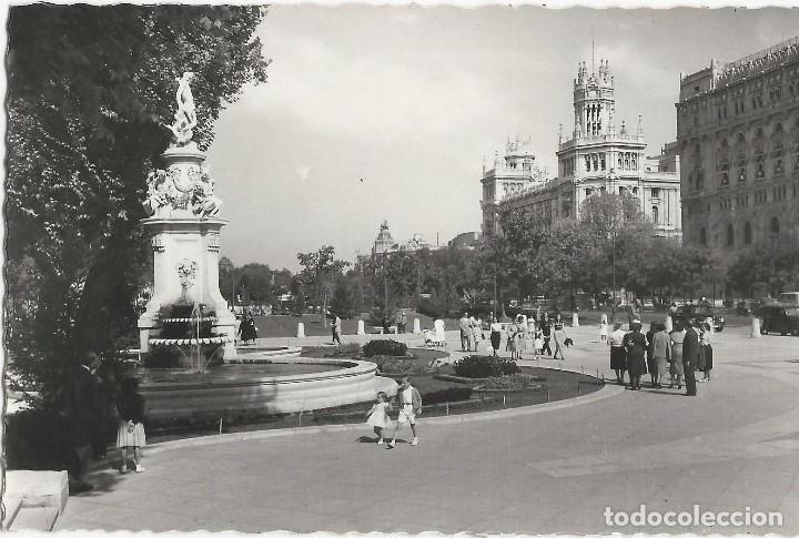Postales: LOTE 7 POSTALES ANTIGUAS - MADRID- CIRCULADAS - ESPAÑA - - Foto 6 - 129308507