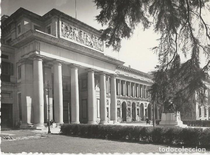 LOTE 4 POSTALES ANTIGUAS - MADRID - CIRCULADAS - ESPAÑA - (Postales - España - Madrid Moderna (desde 1940))