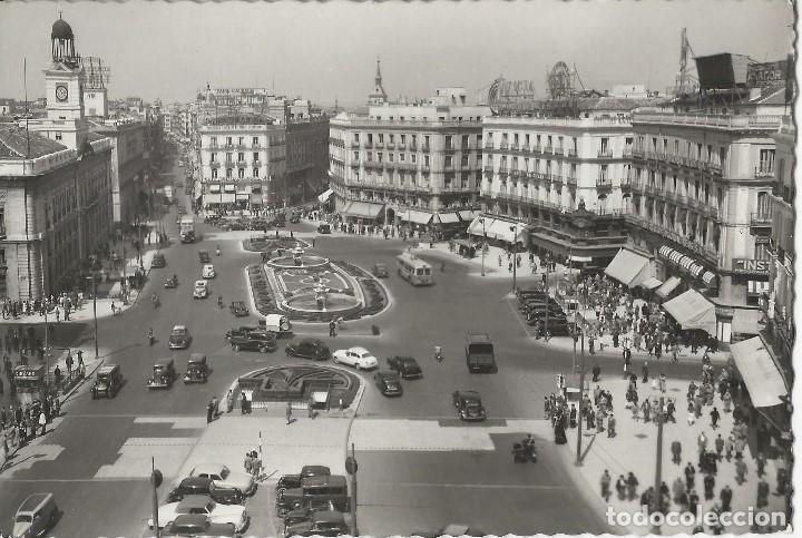 Postales: LOTE 4 POSTALES ANTIGUAS - MADRID - CIRCULADAS - ESPAÑA - - Foto 3 - 129308711