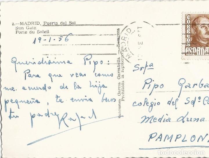 Postales: LOTE 4 POSTALES ANTIGUAS - MADRID - CIRCULADAS - ESPAÑA - - Foto 7 - 129308711