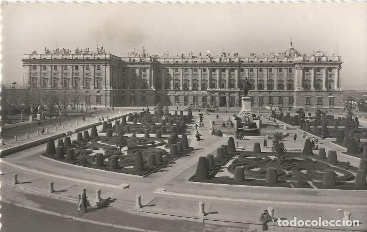 Postales: LOTE 5 POSTALES ANTIGUAS - NO CIRCULADAS - MADRID - ESPAÑA - - Foto 5 - 129309115