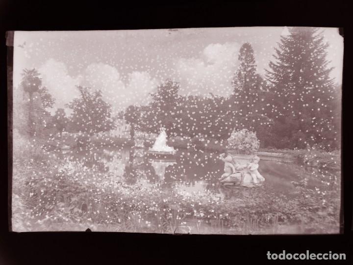 Postales: ARANJUEZ, MADRID - 5 CLICHES ORIGINALES - NEGATIVO EN CELULOIDE - ED. ARRIBAS - Foto 5 - 130248194
