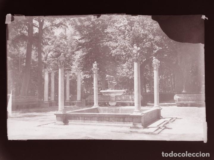 Postales: ARANJUEZ, MADRID - 5 CLICHES ORIGINALES - NEGATIVO EN CELULOIDE - ED. ARRIBAS - Foto 11 - 130248194